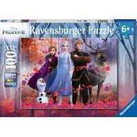 Ravensburger puzzle 128679 Disney Ledové království 2 100 dílků