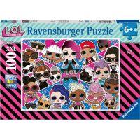 Ravensburger puzzle 128822 L.O.L 100 dílků