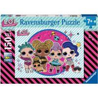 RAVENSBURGER puzzle 128839 Příprava na večírek 150 dílků
