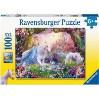 Schmidt puzzle 128877 Magický jednorožec 100 dielikov