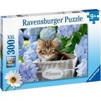 Ravensburger puzzle 128945 Malé mačky dielikov 300 XXL dielikov 3