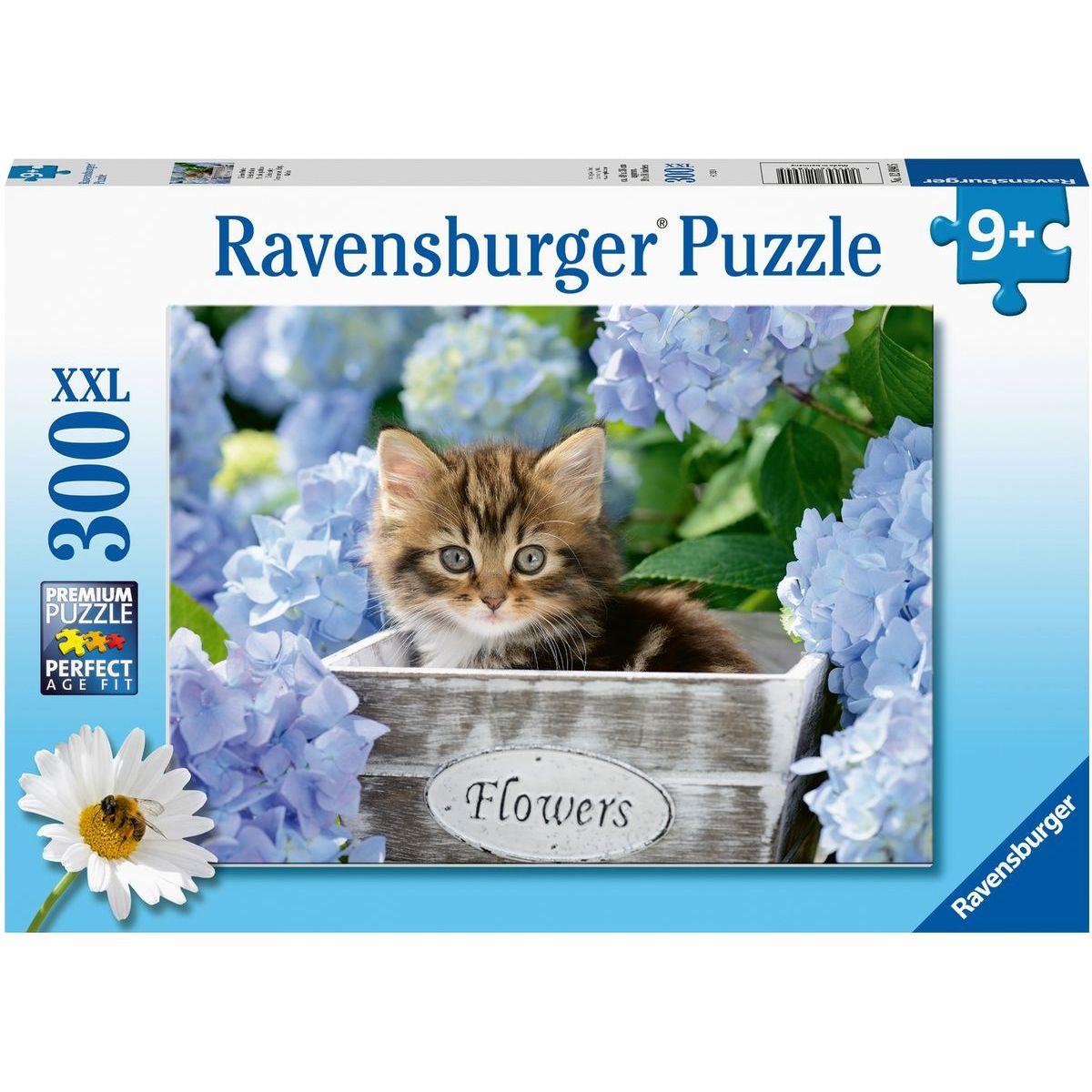 Ravensburger puzzle 128945 Malé mačky dielikov 300 XXL dielikov