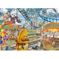 Ravensburger puzzle 129263 Exit Kids Puzzle Zábavný park 368 dielikov