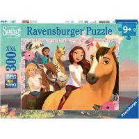 Ravensburger puzzle 132522 Dobrodružství s koňmi 300 dílků