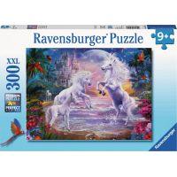 Ravensburger puzzle 132560 Jodnorožcův ráj 300 XXL dílků