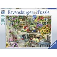 Ravensburger puzzle 139965 Zahradníkův ráj 2000 dílků
