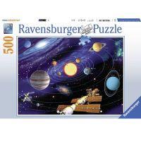 Ravensburger Planetárna sústava 500 dielov