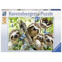 Ravensburger Selfie leňochoda 500 dielikov