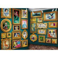 Ravensburger puzzle 149735 Disney múzeum 9000 dielikov 2