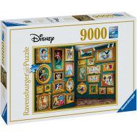 Ravensburger puzzle 149735 Disney múzeum 9000 dielikov 3