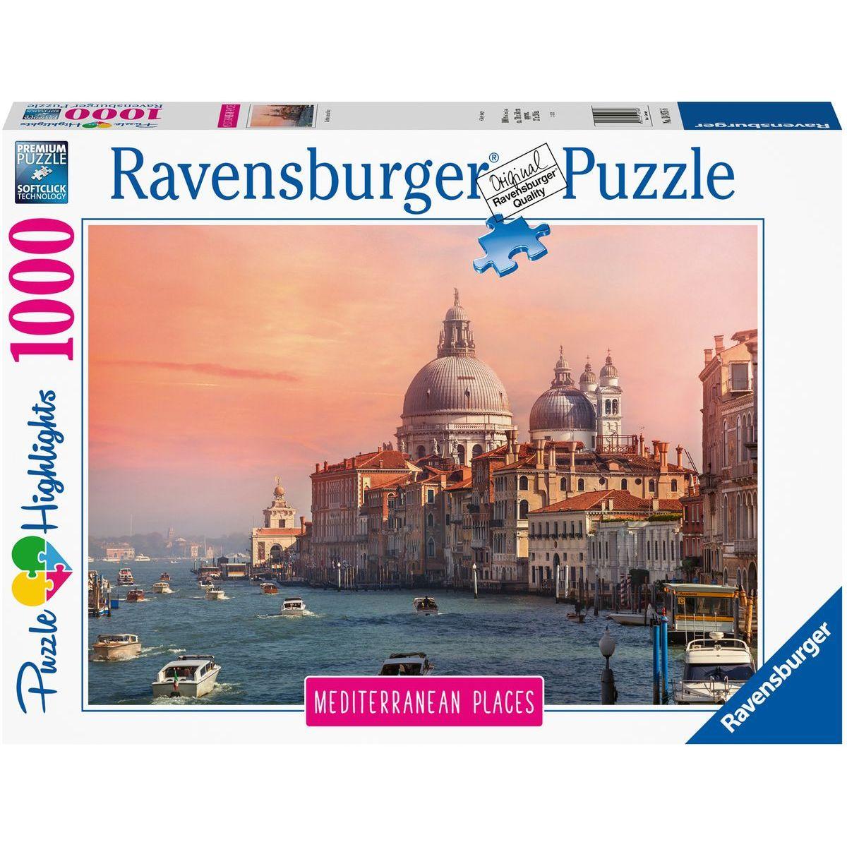 Ravensburger puzzle 149766 Taliansko 1000 dielikov