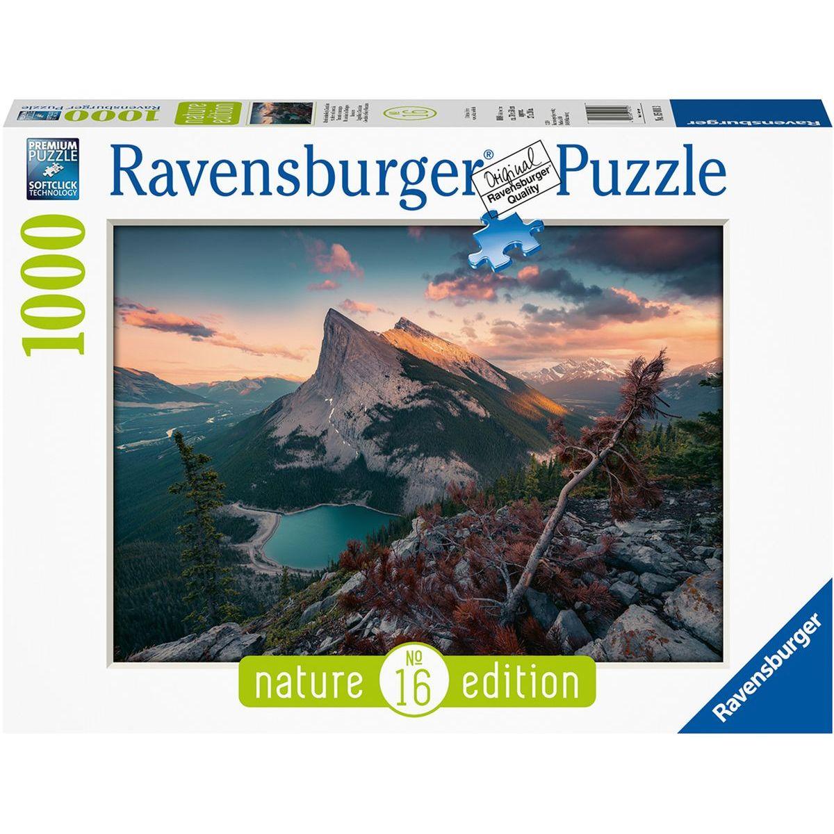 Ravensburger puzzle 150113 Divoká príroda 1000 dielikov
