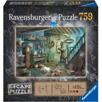 Ravensburger puzzle 150298 Exit puzzle: Zamknutý pivnica 759 dielikov