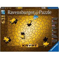 Ravensburger puzzle 151523 krypta - Gold 631 dielikov