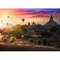 Ravensburger 151530 Mjanmarsko 1000 dielikov 2