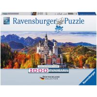 Ravensburger puzzle 151615 Zámok Neuschwanstein 1000 dielikov 2