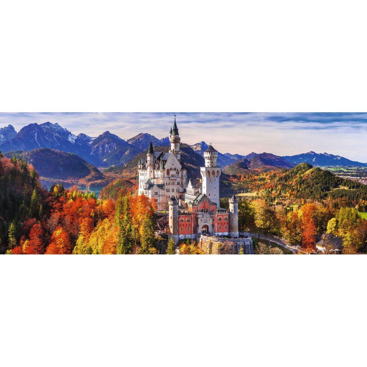 Ravensburger puzzle 151615 Zámok Neuschwanstein 1000 dielikov