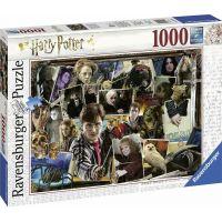 Ravensburger puzzle 151707 Harry Potter Voldemort 1000 dílků