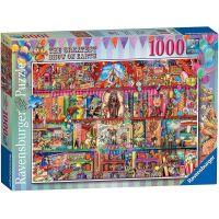 Ravensburger puzzle 152544 Najväčšia svetová Show 1000 dielikov