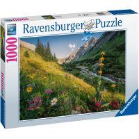 Ravensburger puzzle 159963 V rajskej záhrade 1000 dielikov 3