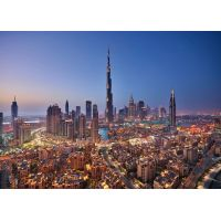 Ravensburger puzzle 164677 Dubai 1000 dielikov 2