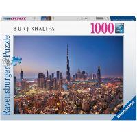 Ravensburger puzzle 164677 Dubai 1000 dielikov