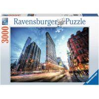 RAVENSBURGER Flatiron Building New York 3000 dílků