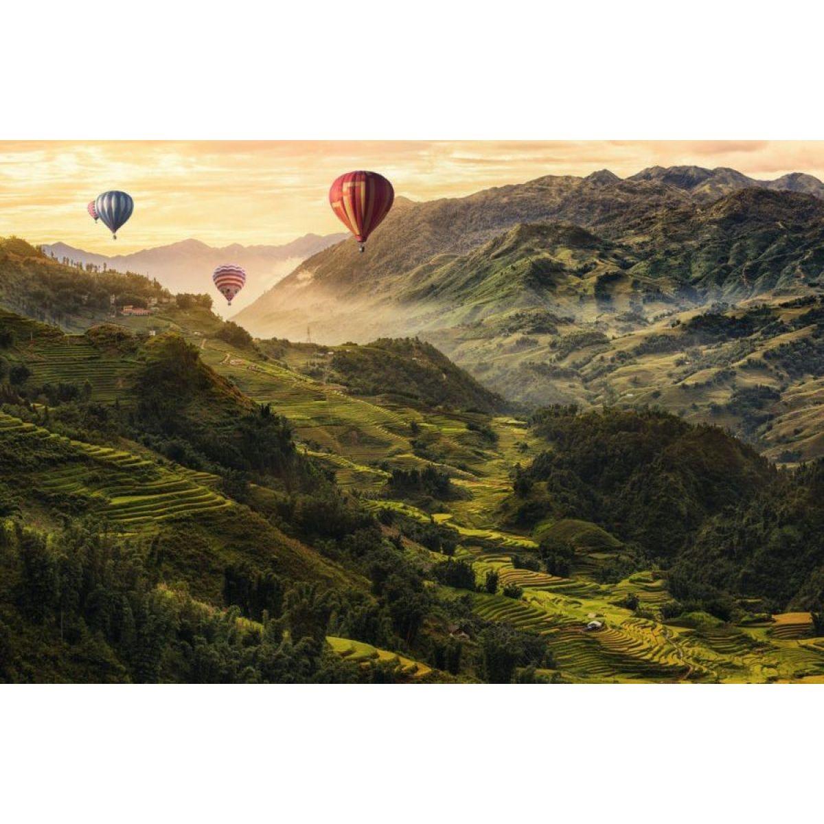 Ravensburger Ryžové terasy v Ázii 3000 dielikov