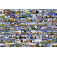 Ravensburger puzzle 170807 99 krásne miesta 3000 dielikov 2