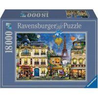 Ravensburger puzzle 178292 Paříž 18000 dílků