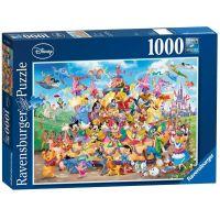 Ravensburger Disney karneval 1000 dielov