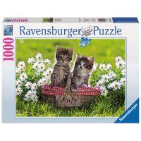 Ravensburger 194803 Mačacie piknik 1000 dielikov 2