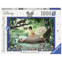 Ravensburger Disney: Djungle book 1000 dielov