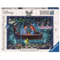 Ravensburger Disney: Arielle 1000 dielov