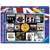 Ravensburger The Beatles: Skladby 1000 dielikov