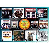 Ravensburger The Beatles: Skladby 1000 dielikov 2