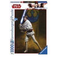 Ravensburger Star Wars: Luke Skywalker 1000 dielov