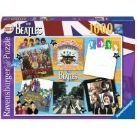 Ravensburger 198153 The Beatles Alba 1967-1970 1000 dílků