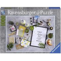 Ravensburger Začni žiť svoj sen 1000 dielov