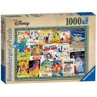 Ravensburger 198740 Disney Vintage 1000 dílků