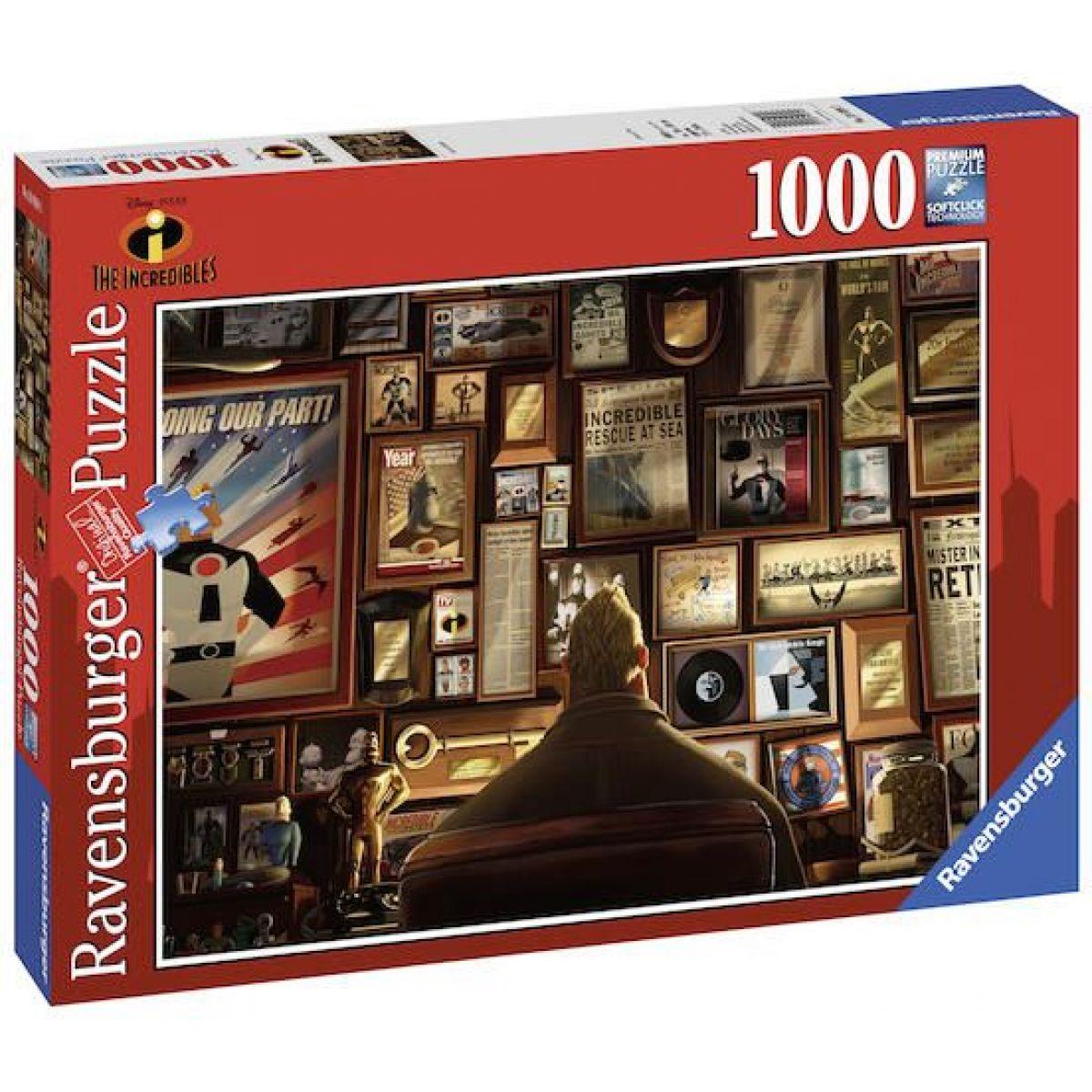 Ravensburger Úžasňákovi 2 1000 dielikov