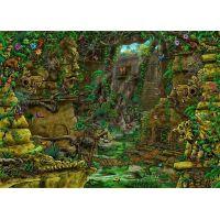 Ravensburger puzzle 199518 Exit Puzzle Chrám v Ankor 759 dielikov
