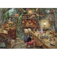 Ravensburger puzzle 199525 Exit Puzzle Čarodejnícka kuchyne 759 dielikov