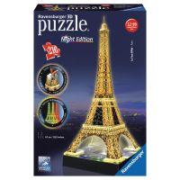 Ravensburger 3D puzzle svítící Eiffelova věž 216 dielikov