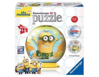 Ravensburger Mimoňovia Puzzleball 72 dielikov
