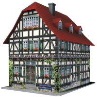 Ravensburger 3D puzzle Hrázděný dům 216 dielikov 2