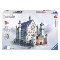 Ravensburger 3D Puzzle Zámok Neuschwanstein 216 dielikov