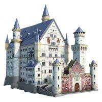 Ravensburger 3D puzzle Neuschwanstein 216 dielikov 2