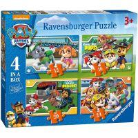 Ravensburger Puzzle 69361 Tlapková Patrola 12 16 20 24 dielikov