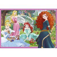 Ravensburger 76208 Disney Princezny 2x12 dílků 3